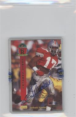 1995 Signature Rookies Prime [???] #35 - Chris Sanders /3000