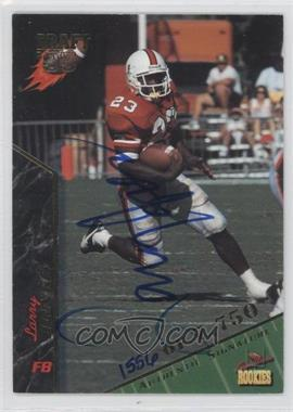 1995 Signature Rookies Signatures [Autographed] #46 - Larry Jones /7750