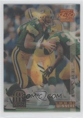 1995 Sportflix Artist's Proof #157 - Brett Favre