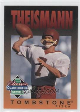 1995 Tombstone Pizza Classic Quarterback Series #11 - Joe Theismann
