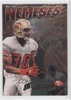 Jerry Rice, Donnell Woolford