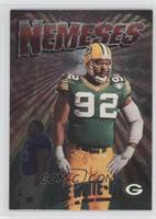 Lomas Brown, Reggie White