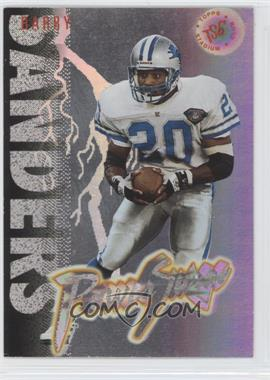 1995 Topps Stadium Club Power Surge #P5 - Barry Sanders