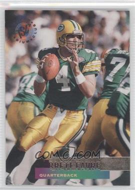 1995 Topps Stadium Club #320 - Brett Favre