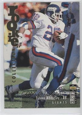 1995 Upper Deck Collector's Choice Update Gold #43 - Tyrone Wheatley