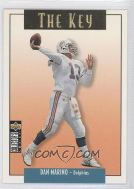 1995 Upper Deck Collector's Choice Update Gold #68 - Dan Marino