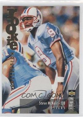 1995 Upper Deck Collector's Choice Update Gold #U20 - Steve McNair