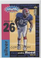 Andre Reed (Nov. 26)
