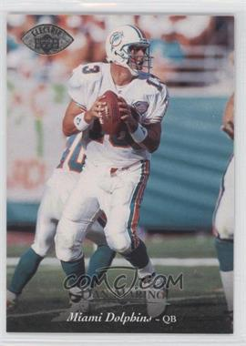 1995 Upper Deck Electric Silver #103 - Dan Marino
