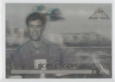 1995 Upper Deck Pro Bowl Holograms #PB20 - John Elway