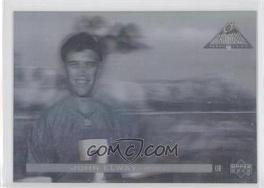 1995 Upper Deck Pro Bowl Holograms #PB20 - John Elway