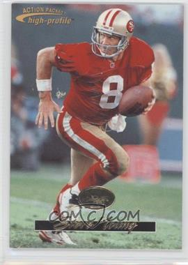 1996 Action Packed [???] #16 - Steve Young