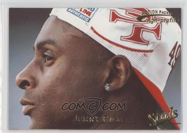 1996 Action Packed [???] #3 - Jerry Rice