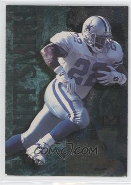 1996 Classic NFL Experience - [???] #4 - Emmitt Smith