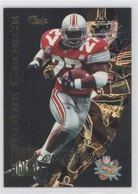 1996 Classic NFL Rookies Rookie Lasers #RL3 - Eddie George