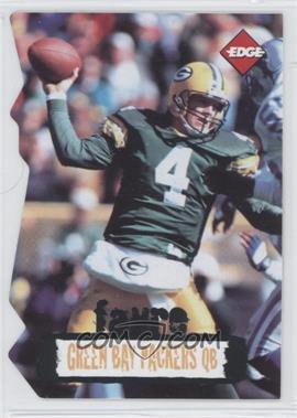 1996 Collector's Edge Die-Cut #82 - Brett Favre /2500