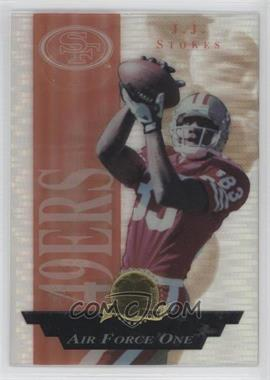 1996 Collector's Edge President's Reserve [???] #17 - J.J. Stokes /2500