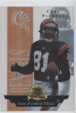 1996 Collector's Edge President's Reserve [???] #26 - Carl Pickens /1300