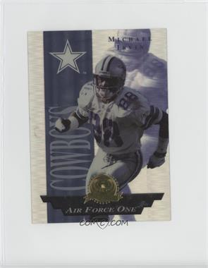 1996 Collector's Edge President's Reserve [???] #27 - Michael Irvin /1300