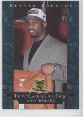 1996 Collector's Edge President's Reserve [???] #9 - John Mobley