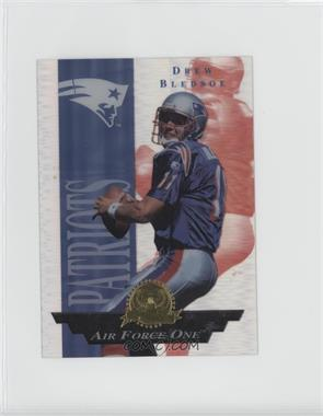 1996 Collector's Edge President's Reserve Air Force One Jumbo #20 - Drew Bledsoe /1300