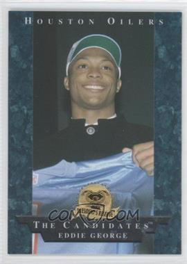 1996 Collector's Edge President's Reserve The Candidates #12 - Eddie George