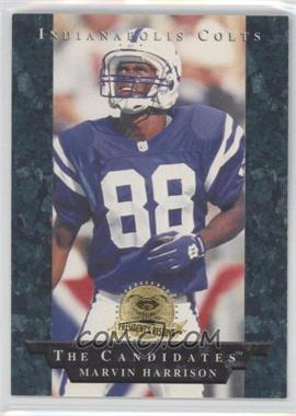 1996 Collector's Edge President's Reserve The Candidates #13 - Marvin Harrison