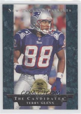1996 Collector's Edge President's Reserve The Candidates #18 - Terry Glenn