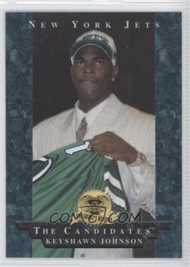 1996 Collector's Edge President's Reserve The Candidates #22 - Keyshawn Johnson