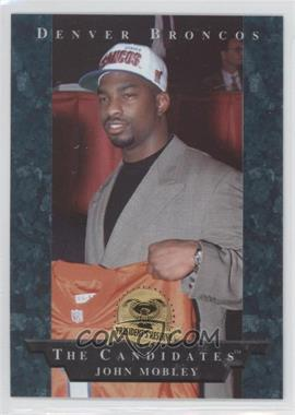 1996 Collector's Edge President's Reserve The Candidates #9 - John Mobley