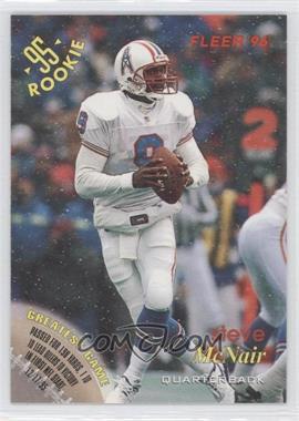 1996 Fleer [???] #45 - Steve McNair