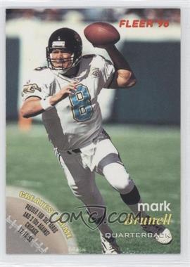 1996 Fleer [???] #47 - Mark Brunell