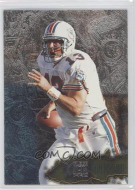 1996 Fleer Metal #66 - Dan Marino