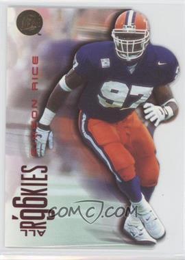 1996 Fleer Ultra All Rookies #10 - Simeon Rice