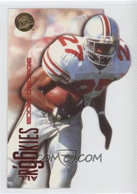1996 Fleer Ultra All Rookies #3 - Eddie George