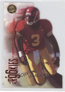 1996 Fleer Ultra All Rookies #6 - Keyshawn Johnson