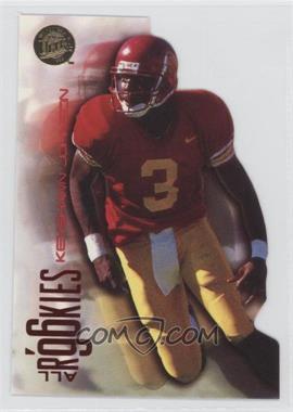 1996 Fleer Ultra All Rookies #6 - [Missing]