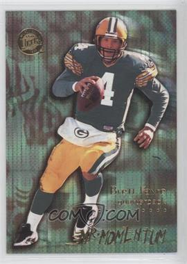 1996 Fleer Ultra Mr. Momentum #6 - Brett Favre