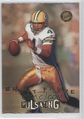 1996 Fleer Ultra Pulsating #2 - Brett Favre