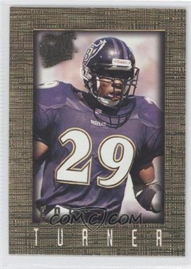 1996 Fleer Ultra Sensations Rainbow #8 - Eric Turner