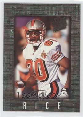 1996 Fleer Ultra Sensations Rainbow #91 - Jerry Rice