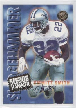 1996 Fleer Ultra Sledgehammer #9 - Emmitt Smith