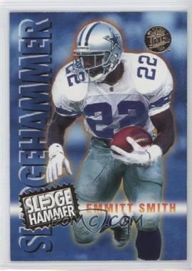 1996 Fleer Ultra Sledgehammer #9 - Emmitt Smith