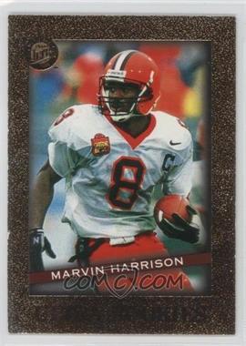 1996 Fleer Ultra Ultra Rookies #13 - Marvin Harrison