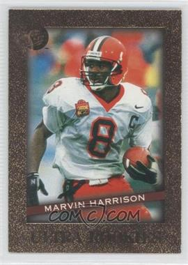 1996 Fleer Ultra Ultra Rookies #13 - Marvin Harrison