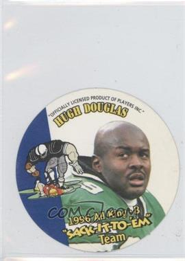 1996 KING-B Discs Sack-it-to-Em - [Base] #10 - Hugh Douglas