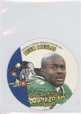 1996 KING-B Discs Sack-it-to-Em #12 - Hugh Douglas