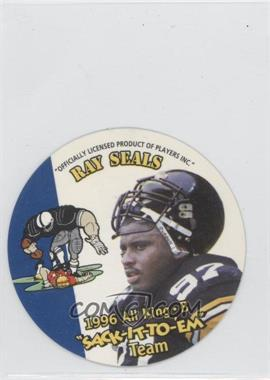 1996 KING-B Discs Sack-it-to-Em #19 - Ray Seals