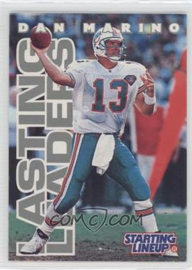 1996 Kenner Starting Lineup [???] #N/A - Dan Marino