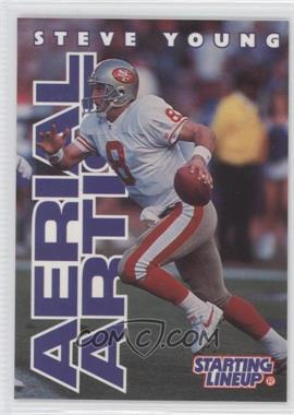 1996 Kenner Starting Lineup [???] #STYO - Steve Young